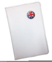 Bandiera Nazionale o Originale con Stemma in pelle Bianca - $15.87