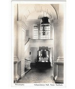 Philadelphia PA Independence Hall Interior Liberty Bell 1937 K F Lutz Po... - $4.99