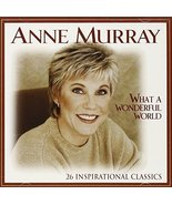 What A Wonderful World [2 CD] by Anne Murray (1999-10-01) [Audio CD] - $7.25