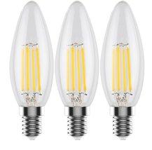 Urbanest C32 E12 LED Filament Edison-Style Light Bulb, 4 Watt 60W Equivalent, Se - $12.86