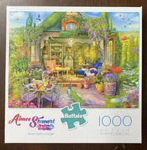 Buffalo Games 1000 Piece Puzzle - Wine Country Escape By Aimee Stewart w... - $14.90