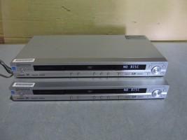 lot of 2 OEM pioneer DVD player model DV-490V - $172.98