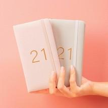 2021 Planner Notebook Calendar Agenda Organizer Monthly Appointment Sche... - $23.09