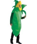 Corn Stalker Adult Costume Food Vegetable Halloween Party Unique FM66325 - $72.99