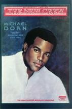 Star Trek The Next Generation Biography Comic Book Michael Dorn 1992 NEW... - $3.25