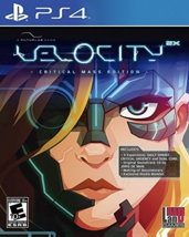 Velocity 2X Critical Mass Edition PlayStation 4 Brand Video Kids FACTORY... - $36.84