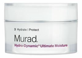 Murad Hydro-Dynamic Ultimate Moisture 1.7 oz. Facial Moisturizer (in box )New! - $43.56