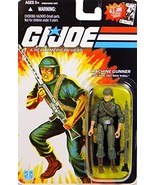G.I. JOE Sgt. Rock and Roll (Machine Gunner) 3 3/4 Inch Action Figure - $52.97