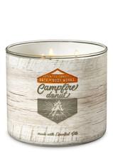BATH & BODYWORKS Campfire Donut 14.5 OuncesThree Wick Candle - $28.48