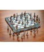 34736 Accent Plus Civil War Chess Set - $84.46