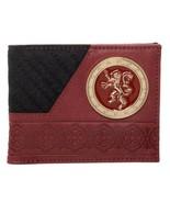 House Lannister Bi-Fold Wallet Red - $29.98