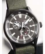Orient Defender RA-AK0403N Automatic Hand-winding men's watch nylon strap - $195.00