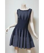 New $3175 Alaia Paris Runway Knit Size 40 Dress - $1,729.70
