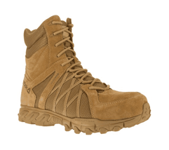 Men's Reebok Work Trailgrip Tactical RB3460 Comp Toe Side Zip Boot Coyote - $193.45