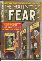 Haunt Of Fear #17 1950-EC-Johnny Craig-Ingles-pre-code horror-P - $192.06