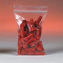"""Resealable Poly Bag 12"""" x 13"""" 1000 Pack, 2 Mil Clear Reclosable Plastic ... - $126.57"""