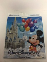 Walt Disney World Castle & Mickey Shopping Bag - $11.20
