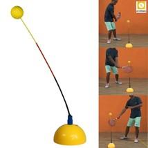 Tennis Trainer Practice Swing Ball Machine Beginners Men Portable Profes... - $39.81