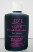 ARDELL ~ LashTite For Individual Lashes ~ Dark Adhesive ~ 0.75 fl. oz. B... - $6.39