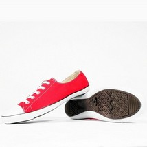 Converse All Star Chuck Taylor OX light 511533F Red Women Shoes - $43.95