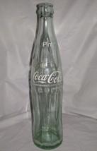 Vintage Glass Coke Bottle Returnable Durham, NC ETVB - $2.24