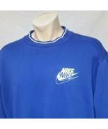VTG Nike Sweatshirt Grey Tag 90s Air Jordan Neon Agassi ACG Stacked Logo... - $59.99