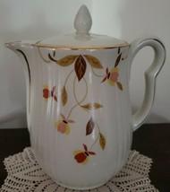 Vintage Hall's Superior Quality Kitchenware ~  Autumn Leaf ~ Coffee/Tea ... - $63.36
