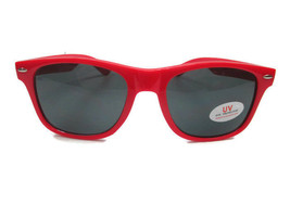 Fanta Sunglasses UV Protection Plastic Red  - BRAND NEW - $3.22