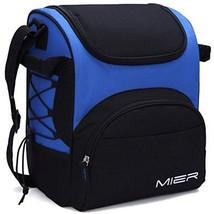 Large Insulated Cooler Bag Lunch Box Picnic Men Women Adjustable Shoulde... - $19.79