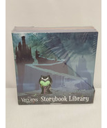 NEW SEALED 2017 Disney Storybook Boxed Set of 6 Books + Keychain + Stickers - $27.90