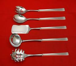 Theme by Gorham Sterling Silver Hostess Set 5pc HHWS  Custom Made - $306.95