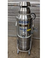 Nilfisk A15 EXP stainless steel pneumatic vacuum hazardous location anti... - $2,821.50