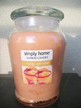 Yankee Candle Mango Smoothie 12 oz 340.1 g Glass Jar Candle  - $28.99