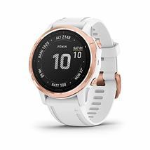Garmin Fenix 6S Pro, Premium Multisport GPS Watch, Smaller-Sized, features Mappi - $699.99
