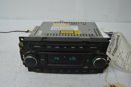 2004-2010 CHRYSLER 300 RADIO CD PLAYER OEM RADIO P05064071AG OEM G53#023 - $34.65