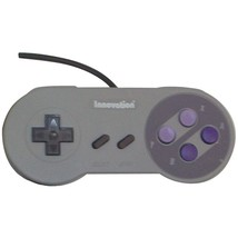 Innovation Super Nintendo Entertainment System Game Controller INNOV0315 - $12.78