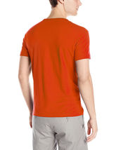 New Lacoste Men's Short Sleeve Henley Jersey Pima Cotton Regular Fit T-Shirt image 7
