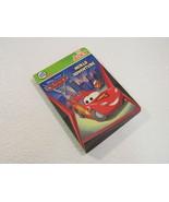 Leap Frog Disney Cars 2 World Adventure Tag Junior Board Book - $15.91