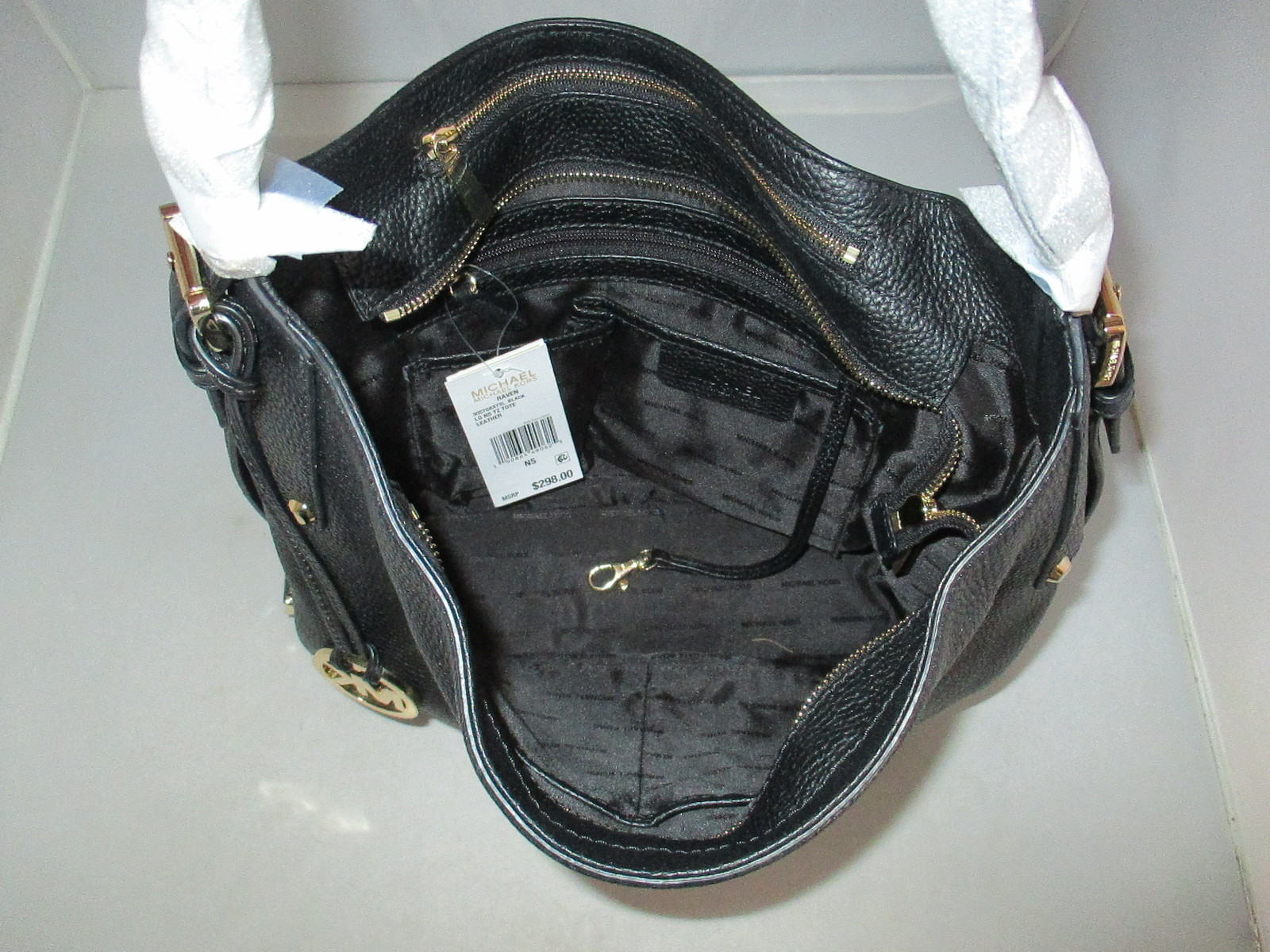 127702d1cc MICHAEL Michael Kors Bedford Belted Large and 28 similar items
