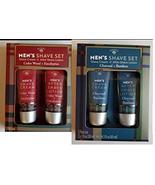 Bolero Beverly hills Mens Shave set 4 pcs(Cedar wood + eucalyptus & Char... - $12.99