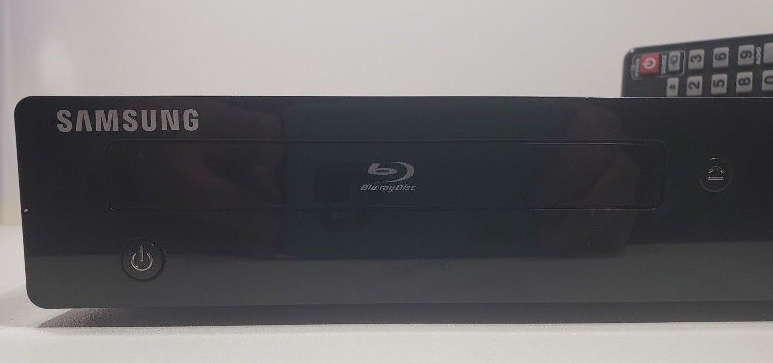 Samsung Blu-Ray Disc Player BD-P1500...,,Tested with Remote image 3