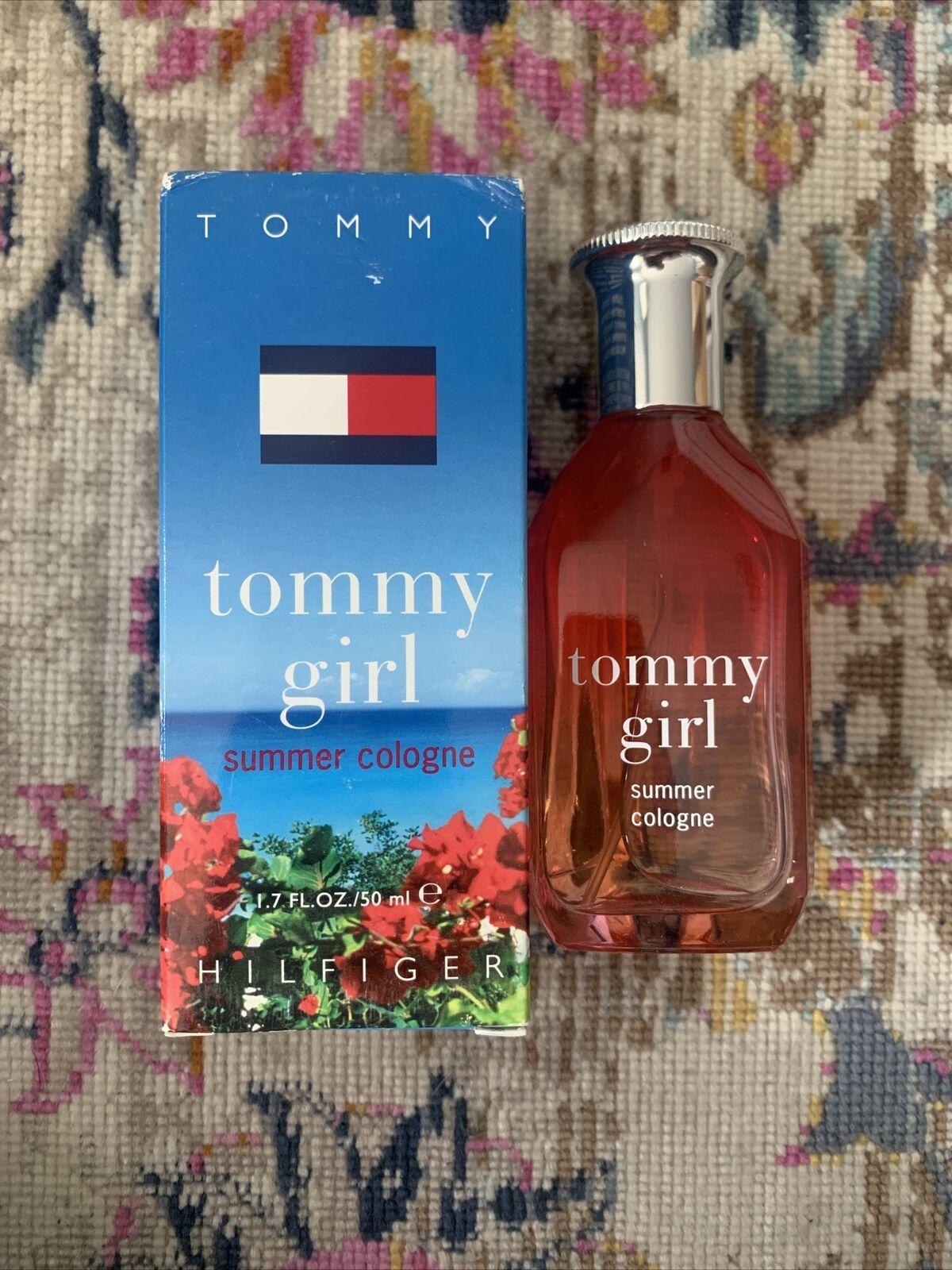 Aaaaaatommy hilfiger tommy girl summer perfume 1.7 oz