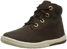"""Timberland Baby Toddle Tracks 6"""" Boot Ankle, Dark Brown Nubuck, 10 M US ... - £46.70 GBP"""