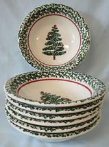 Furio FU05 Christmas Tree Salad or Soup Bowl, set of 7 - $39.49