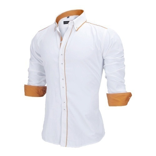 2018 New Fashion Hot Sale Autumn and Winter Men's Cotton Long Sleeve Top T-shirt