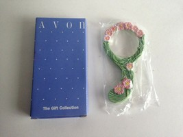 Avon Fancy Floral Magnifying Glass Gift Collection Mother's Day Gift New... - $10.26