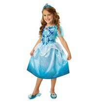 Disney Store Sofia The First Royal Seashell Costume Dress Size 4-6X NEW - $19.11