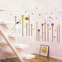 Star Sky - Wall Decals Stickers Appliques Home Decor - $6.43