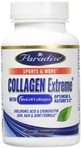 Paradise Herbs Collagen Extreme with Biocell Capsules, 60 Count