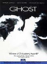 NEW DVD Ghost: Patrick Swayze Demi Moore Whoopi Goldberg Tony Goldwyn Sc... - €5,86 EUR